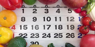 産地カレンダー